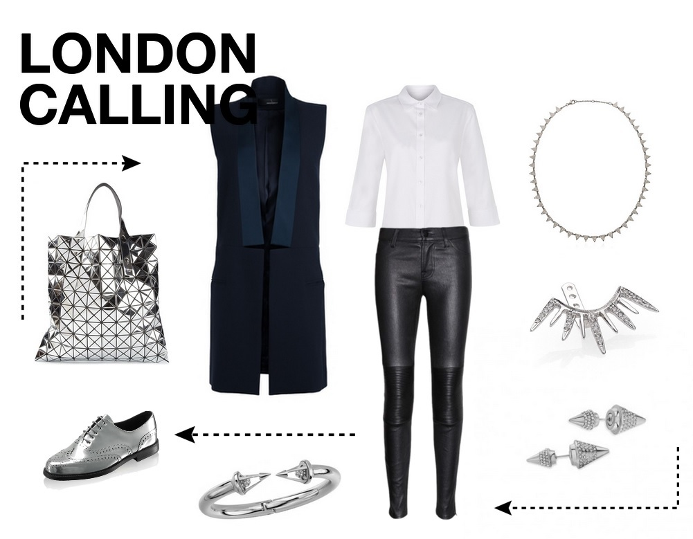 London calling fashion set -PV