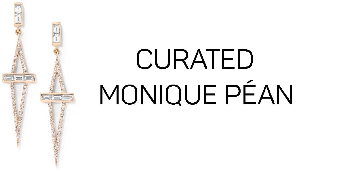 Monique Péan earrings