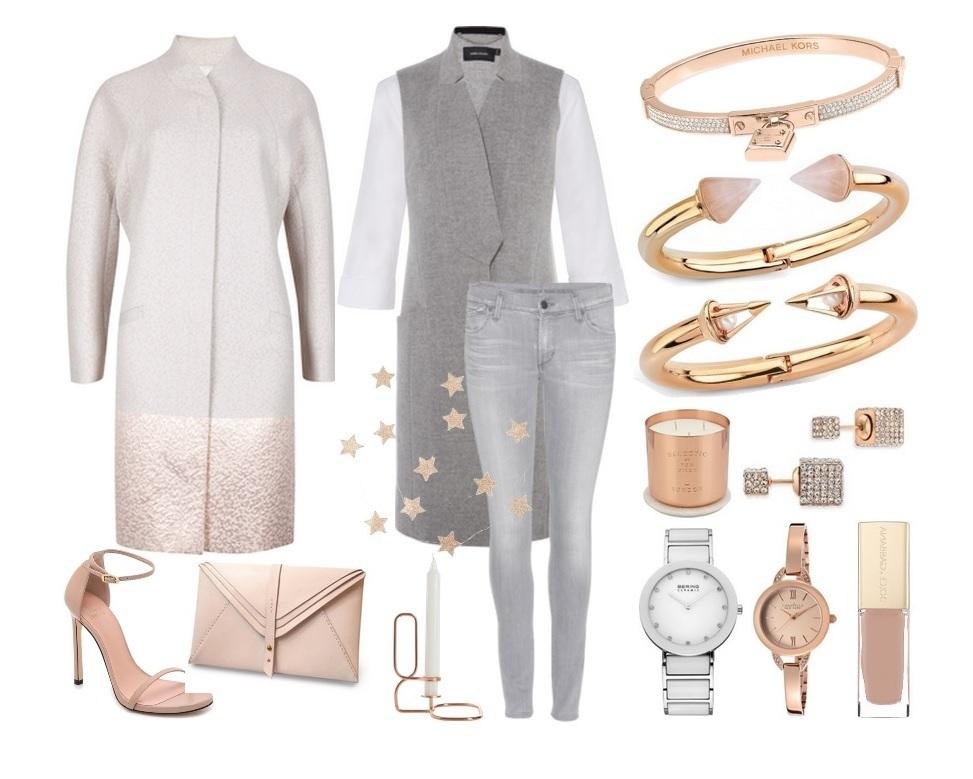 Parisian style chic - a fashion set by ViaPoetica.com