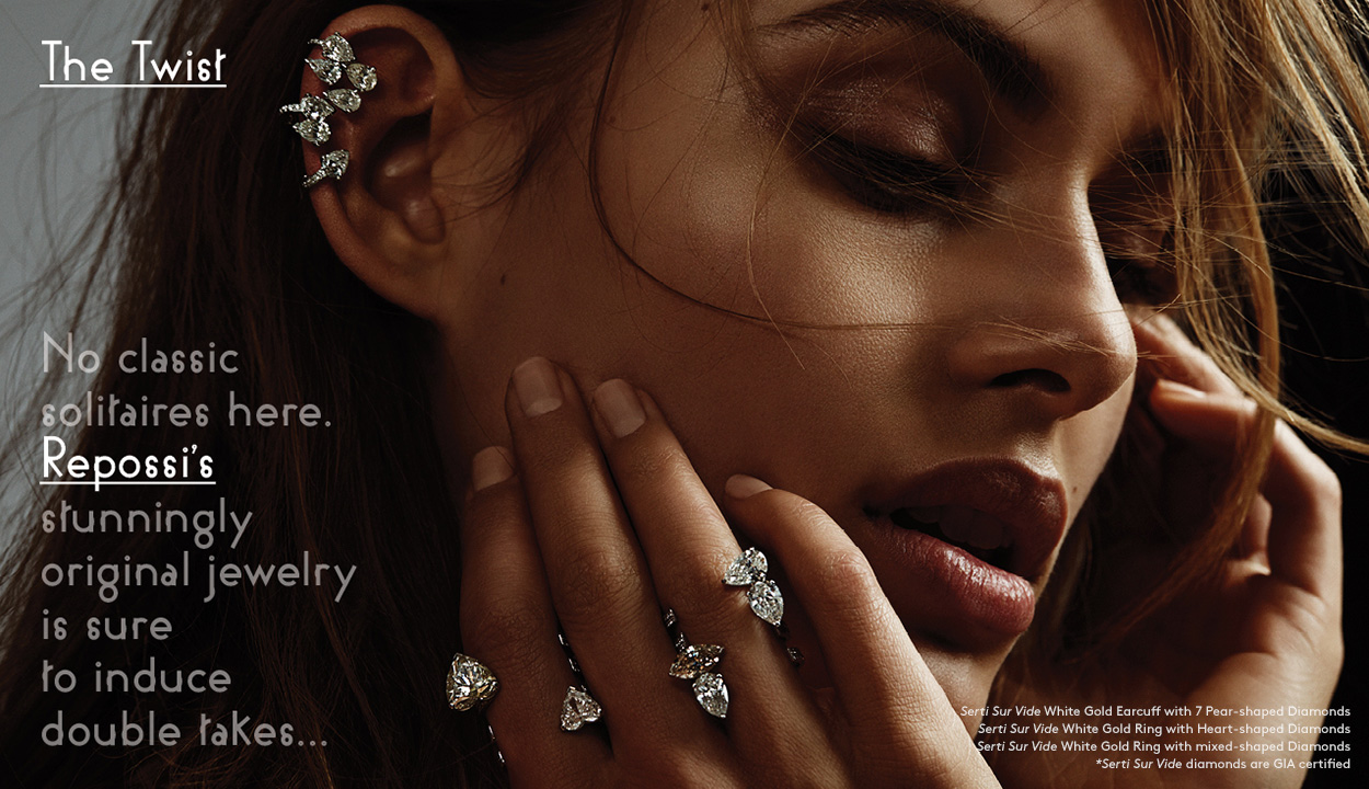 REPOSSI JEWELRY FOR BARNEYS